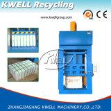 Ropa de la basura de la eficacia alta que embala la prensa de la máquina/del papel usado/la prensa hidráulica