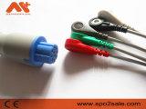 Datex PRO1000 545328 latiguillos de ECG de 5