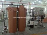 세륨 ISO 승인되는 1500lph 역삼투 물 여과 바닷물 처리 기계