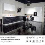 Porta de gabinete lustrosa elevada da cozinha do MDF do acrílico (FY023)