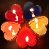 Inneres Tealight Kerze für Valentins Tag