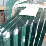 屋外アーキテクチャは8mmが緩和されたガラスの価格を曲げたサイズの安全6mmをカスタマイズした