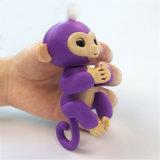 아이들을%s 대화식 아기 핑거 원숭이 전자 장난감