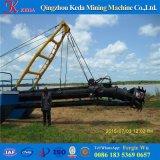 24のインチ油圧カッターの吸引の浚渫船の販売または川の掘る砂の浚渫船か浚渫機械