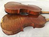 Professional Handmade violons avec une belle flamme Maple
