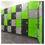 Schließfach-Schrank mit induktivem Verschluss-und Aluminium-Profil