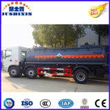 3-Axle 33000L Kohlenstoffstahl-Becken/Tanker-LKW-Traktor-halb Schlussteil Für-ÄtzendFlüssigkeit