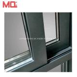 Forte finestra di scivolamento di vetro di alluminio economizzatrice d'energia