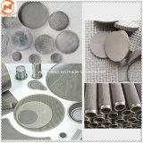Maglia del disco del filtro/rete metallica filtro a disco