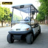 6 Seaterの工場のための安く使用された電気ゴルフ車