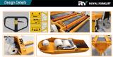 Camion di pallet idraulico 2.5t con il sistema di frenatura