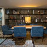 (SD3023) Mobília de madeira da sala de estar da barra do restaurante da combinação moderna