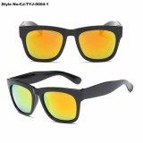 De nouvelles lunettes de soleil rectangulaire colorée pour Unisex