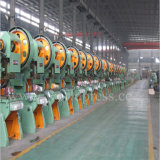 Para trás máquina de perfuração aberta da imprensa de formação do metal J23-25