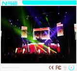 P3.9 SMD LED de interior de la pared de vídeo para la etapa, la publicidad