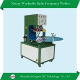 Blister de alta frecuencia semi-automático Máquina de soldadura para enchufe junta de embalaje blister