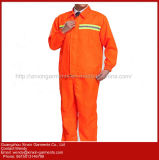 Workwear изготовленный на заказ износа безопасности визави померанца Hi отражательный для людей и женщин (W368)