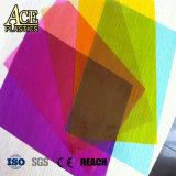 En relief en PVC souple clair couleur Film pour enfants/Couverture du livre de l'école/notebook/manuel