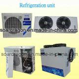 Congelatore di congelamento della cella frigorifera di memoria della carne & dei pesci