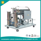 Purificatore di olio della turbina di vuoto di marca 1200 Liters/H di Lushun con il prezzo di fabbrica e la certificazione di iso