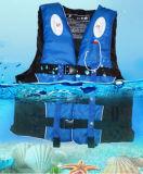 Giubbotto di salvataggio di immersione subacquea di nuoto