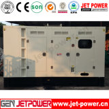 軍の無声発電機300 KVA防音のGensets 300kVAの発電機の価格