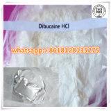 Хлоргидрат 61-12-1 Dibucaine местной анастезии для сброса боли