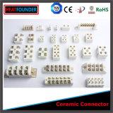 Terminal de cerámica de la porcelana del conector del alambre
