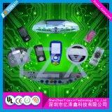 Tastiera a distanza conduttiva personalizzata della gomma di silicone del regolatore dell'interruttore di membrana dell'OEM