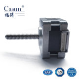 гибрид 39mm мотор 1.8 градусов внешний линейный Stepper (39SHD0605-41NJ)