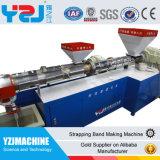 Machine en nylon en plastique de réutilisation en plastique automatique d'extrudeuse de machine de constructeur chinois