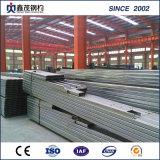 Fácil instalación y montaje de estructura de acero prefabricados para la construcción de instalaciones