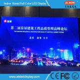 Llegan nuevos P2.5 Alquiler de cubierta Panel de pantalla LED con la parte delantera Mantenimiento