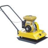 máquinas de construção caminhada profissional0atrás da placa do compactador C120