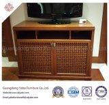 Hôtel extraordinaire meuble TV en rotin pour salle de séjour (8632-1)