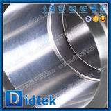 Didtek 3 parti che forgiano la valvola a sfera molle duplex del perno di articolazione di sigillamento dell'acciaio inossidabile