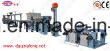 Foto-voltaisch, keine Halogen-Verdrängung-Maschinen-Strangpresßling-Zeile (QF-35/QF-50)