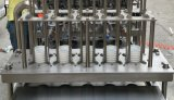 自動水ジュースの詰物およびシーリング機械