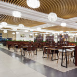 (SP-CS394)現代ファースト・フード店街の喫茶店のレストランの家具