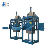 Le VES60-11070/lb pour la presse hydraulique verticale électrique Textile & spathes d'arachide