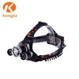 10W Xml T6の球根再充電可能なアルミニウムLED自転車のヘッドライト