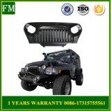 Het boze Gezicht van het Traliewerk van de Vogel Voor voor Jeep Wrangler Tj 1997-2006
