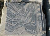中国普及したJuparanaの軽い花こう岩