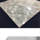De beige Tegel van de Muur van de Bevloering van het Porselein van het Bouwmateriaal van China Foshan Verglaasde Marmer Opgepoetste (600X600mm, VRP6D105)