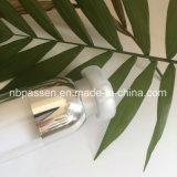 frasco mal ventilado acrílico branco da pérola 100ml para o empacotamento do cosmético (PPC-NEW-173)