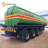 30.000litros del depósito de combustible cbm 42 semi remolque cisterna para la venta