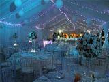 Kundenspezifisches großes Festzelt-Zelt-im Freien schönes Hochzeits-Zelt mit Dekoration