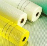 構築のためのガラス繊維の網