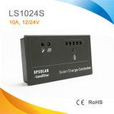 contrôleur solaire de remplissage/charge de 10A 12V/24V pour le système solaire Ls1024s