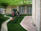 Hierba artificial de Guangzhou para el jardín al aire libre (L30-U)